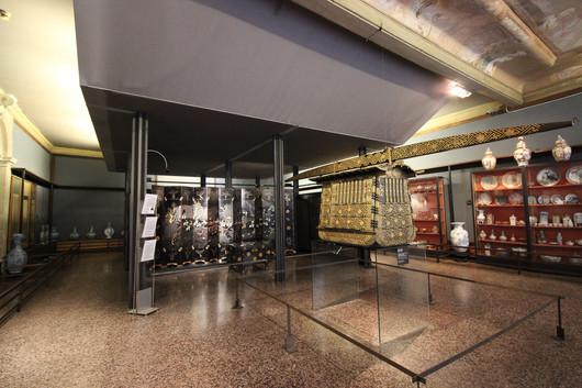 Sala del Museo de Arte Oriental