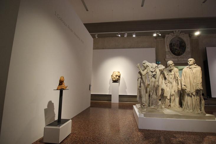 Esculturas de Rodin