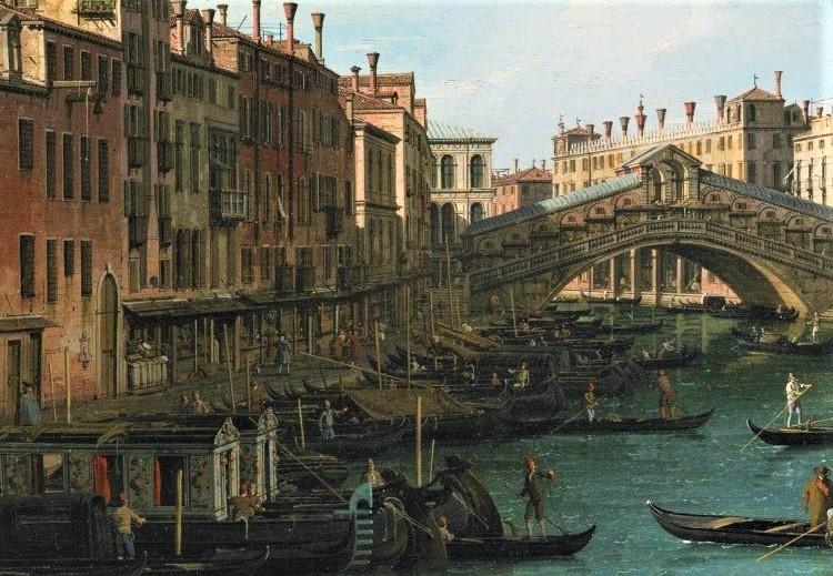 Riva del Vin Canaletto