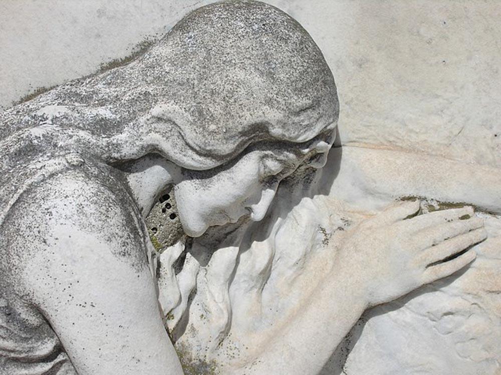 Muchas esculturas y bajorrelieves son de una gran belleza