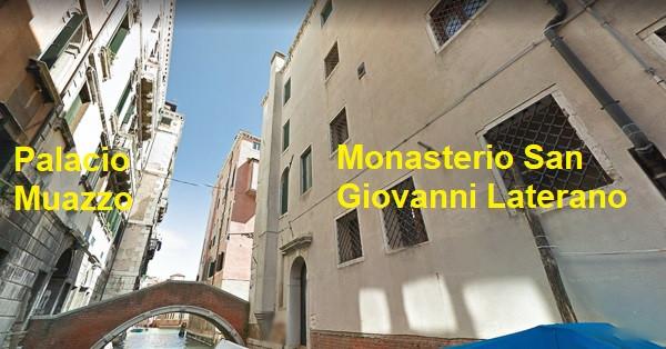 El Monasterio de San Giovanni in Laterano (Sàn Zàn Lateràn)