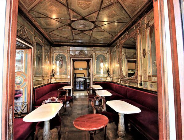 La Sala oriental Caffe Florian