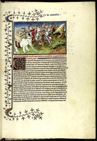 Libro de aventuras de Marco Polo,  Il_Milione, capítulos 123-124