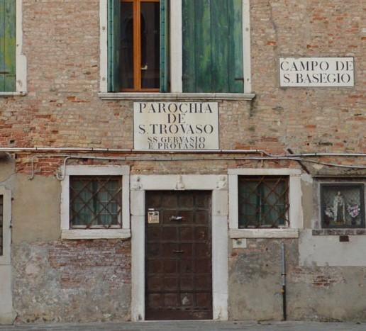 Aquí estaba la Escuela de los Aquaroli. Foto: Francisco Anzola, CC BY 3.0 <https://creativecommons.org/licenses/by/3.0>, via Wikimedia Commons