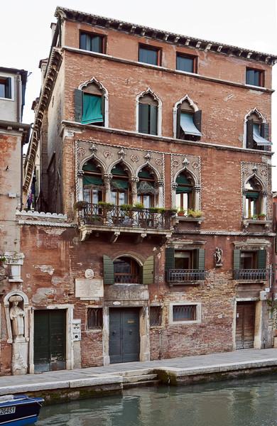 La casa de Tintoretto