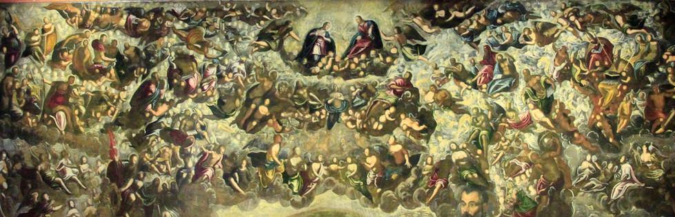 El paraiso de Tintoretto