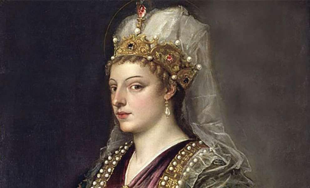 Caterina Cornaro, reina de Chipre