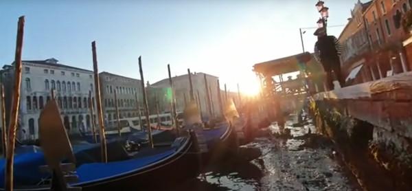 Imagen del Gran Canal
