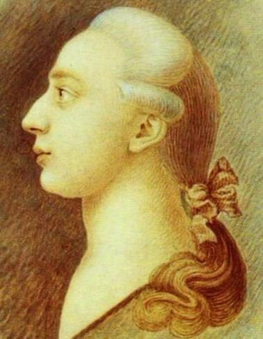 Retrato de Casanova