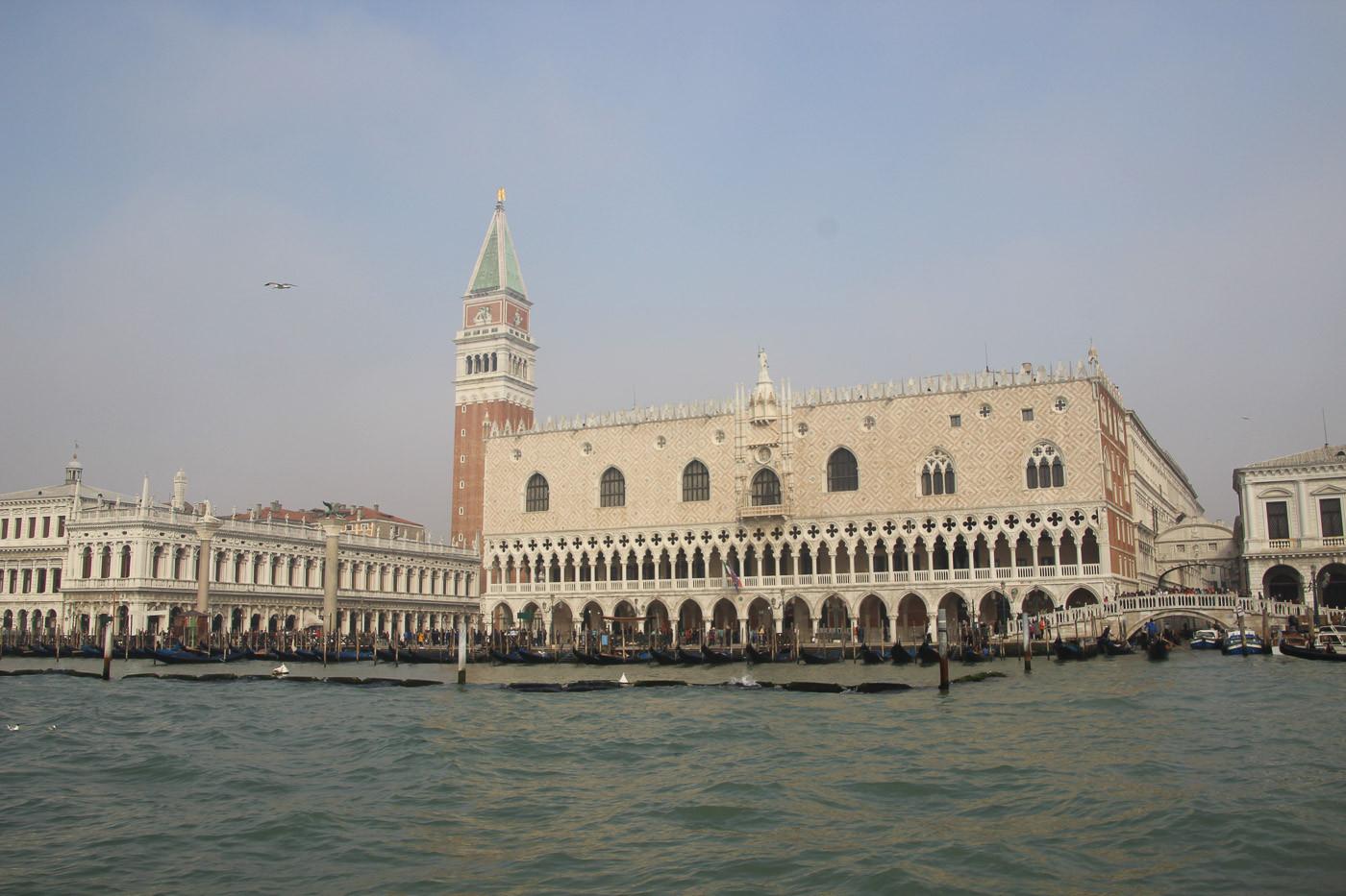 Vista desde San Giorgio Maggiore