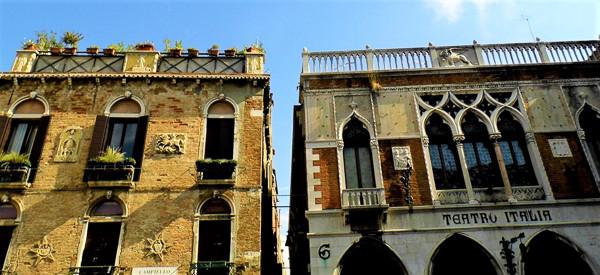 Teatro Italia Anconeta