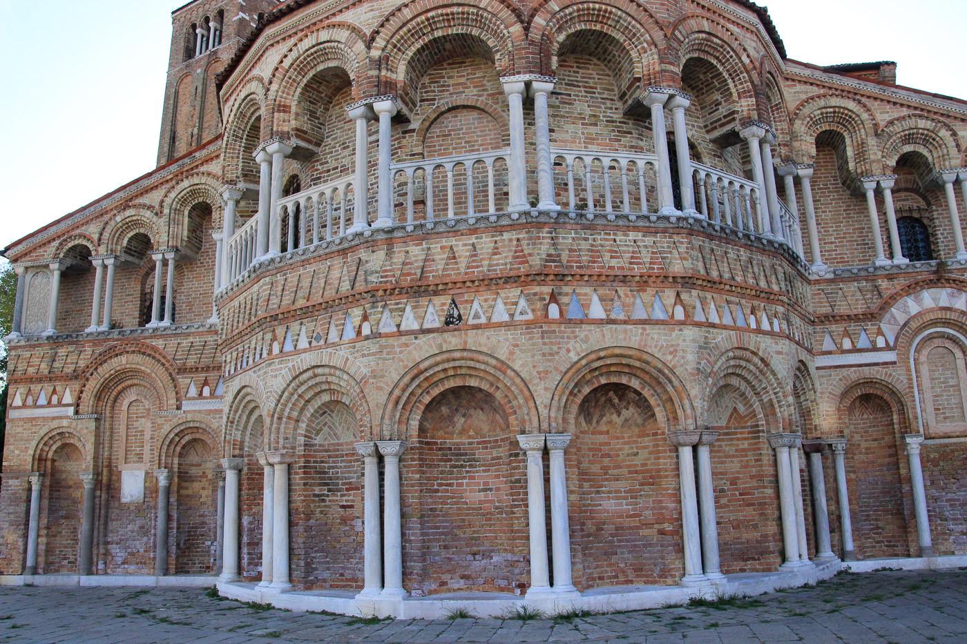 Basílica de Santa María e Donato