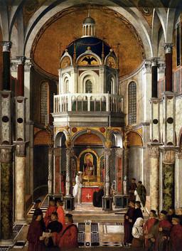 Sanación de Pietro Ludovici, Bellini