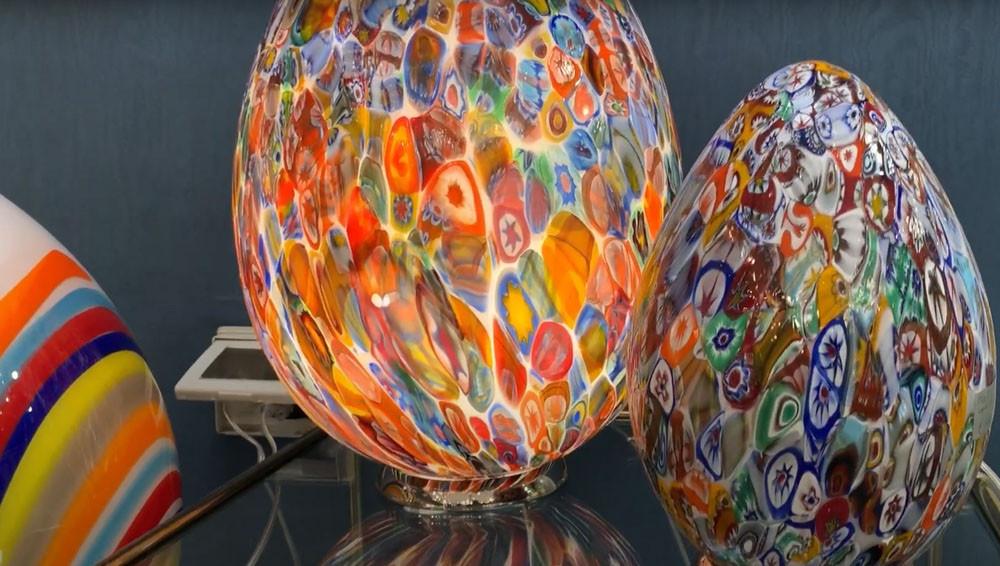 El caleidoscópico y onírico vidrio de Murano