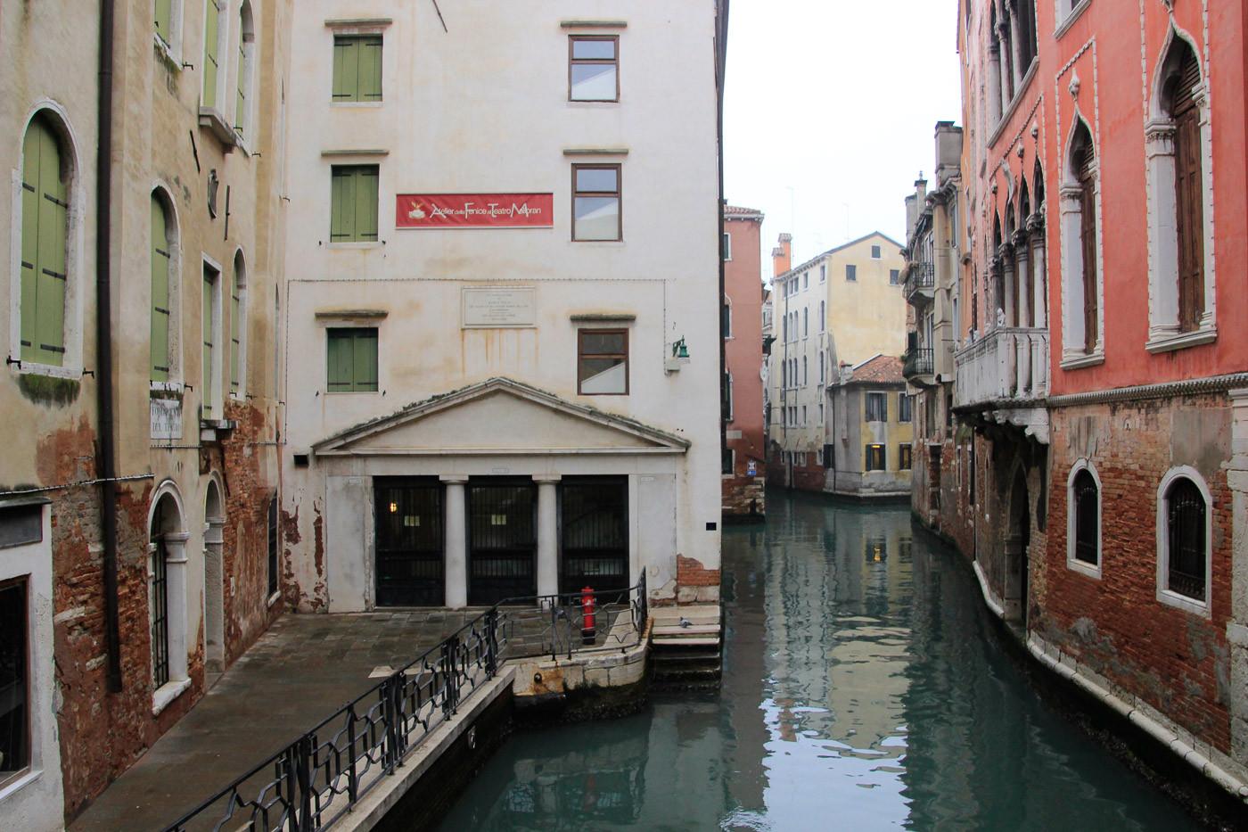 Casa donde nació Marco Polo