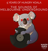 the sounds of melbourne underground 2018