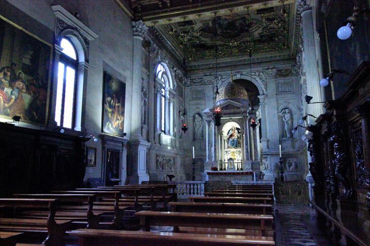 Capilla de la Virgen del Rosario