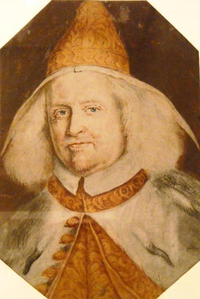 Nicolo Sagredo, dux de Venecia lo compró en 1661