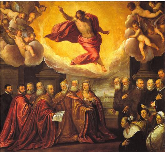 Dux Reniero Zeno y la dotación de los Crociferi