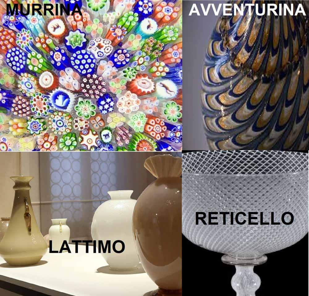Algunas técnicas del vidrio
