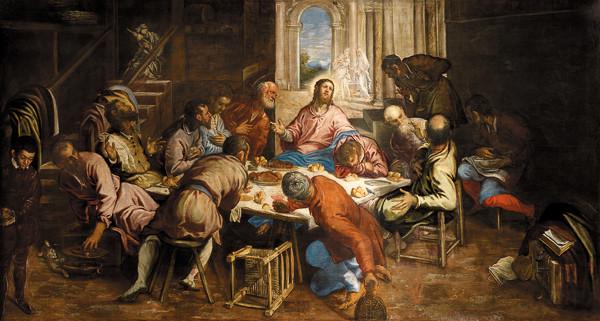 Ultima cena (1563-1564)