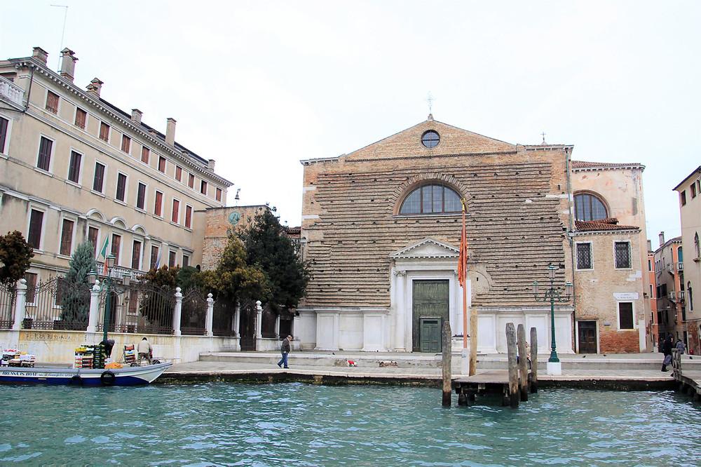Iglesia San Marcuola