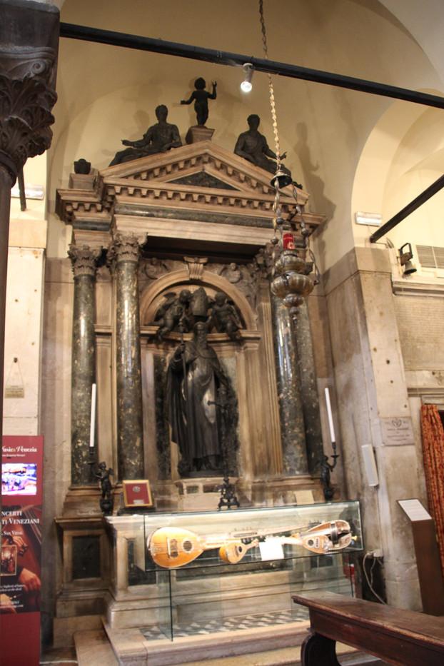 Detalle altar