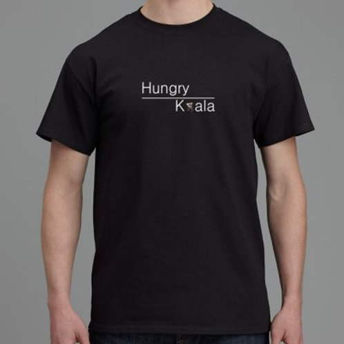 Hungry Koala Records Shirt BLACK Designer