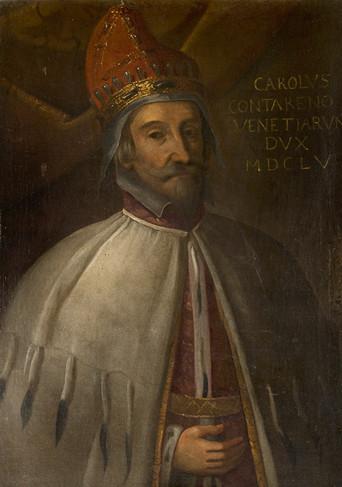 Retrato de Carlo Contarini