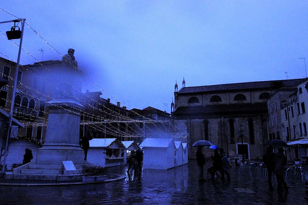 Navidad Campo Santo Stefano Venecia