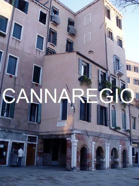Cannaregio: Guetto judío