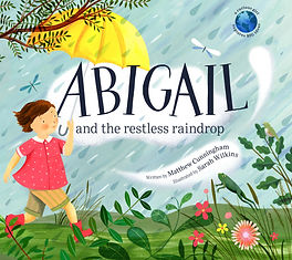 Abigail and the restless raindrop (cover