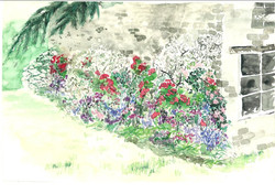 Visuel de plantation jardin privé