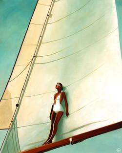 """""""The Big White sail"""""""