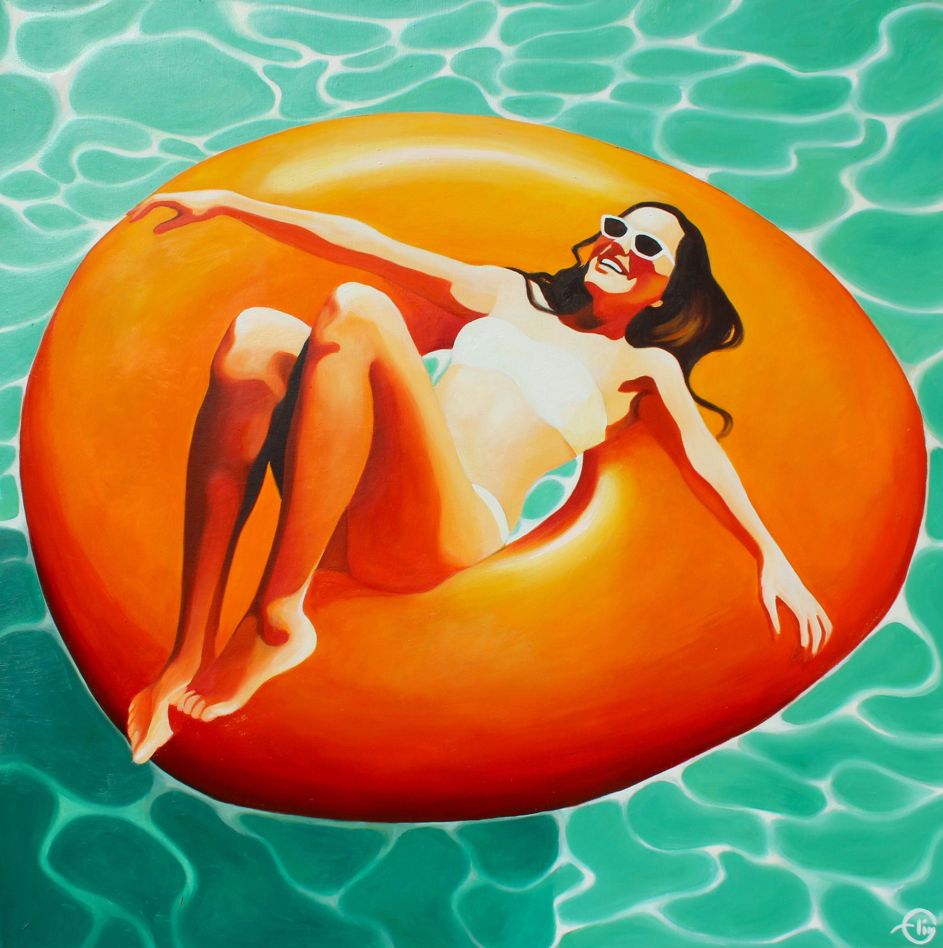"""""""FLOATTING ON THE SUN"""""""