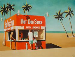 HOT DOG STICK