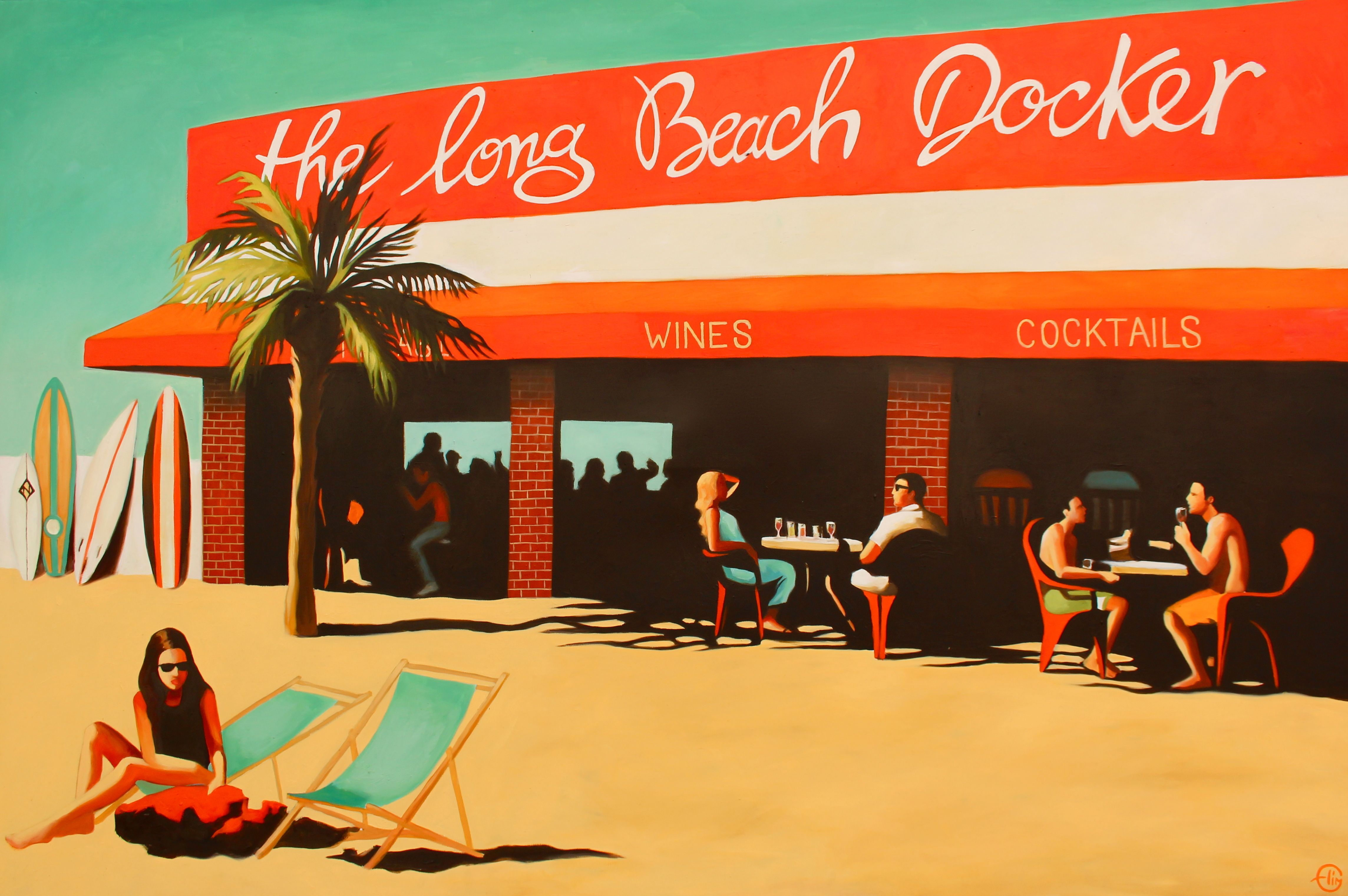 """THE LONG BEACH DOCKER"""