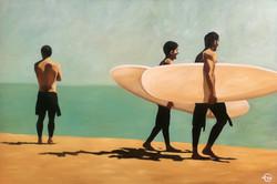 """""""WALKING SURFERS"""""""