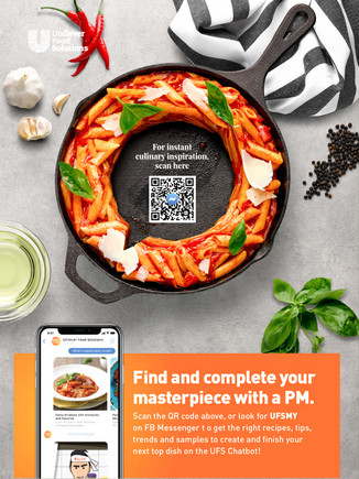 Unilever Chat Bubble Pasta