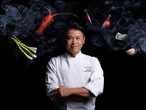 Chef Aaron