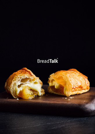 BreadTalk Food Photography Singapore