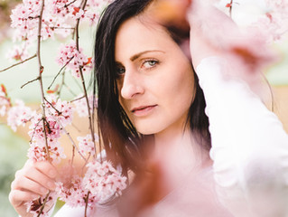 Kirschblüten Nicole