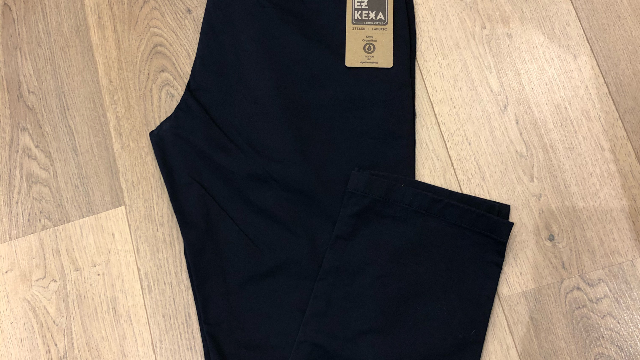 Pantalon Ez Kexa Bleu Marine