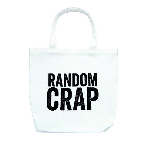 TOTE BAG: RANDOM CRAP