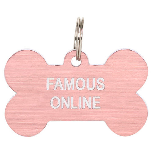 DOG TAG - FAMOUS ONLINE