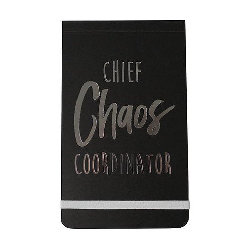 NOTEPAD - CHIEF CHAOS COORDINATOR