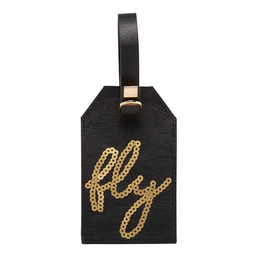 LUGGAGE TAG - FLY