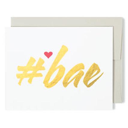 #BAE - GREETING CARD