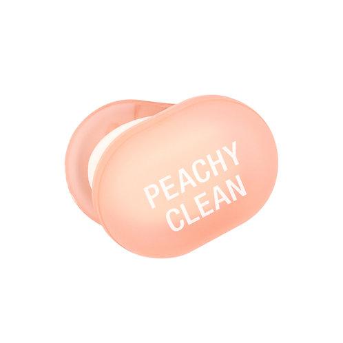 SOAP DISH - PEACHY CLEAN