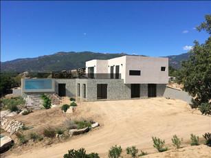 Extension de Maison contemporaine + Piscine